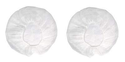 ProWorks DA-BC210 Bouffant Cap 21 Inch Disposable Polypropylene 500 caps per Case (2-(Pack))
