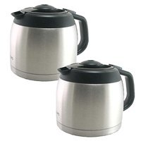 Krups F15B0P-2PK Coffeemaker Thermal Carafe, 2 Pack by Krups