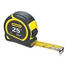 (Stanley Tape Measure Tylon 25' (7.6m))