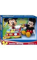 Download Dr. Mickey: Doctor Kit Book and Mickey Plush pdf