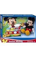 Dr. Mickey: Doctor Kit Book and Mickey Plush PDF ePub book