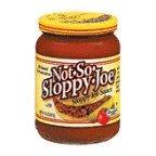 Hormel Not so Sloppy Joe Sauce, 14.5 Oz (Case of 12)