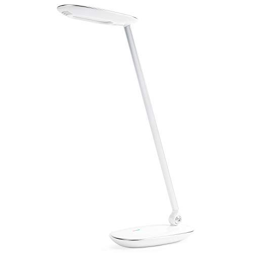 Onva Pebble Dimmable Led Desk Lamp with USB Charging Port, Minimalist Modern Table Lamps with Touch Control, Acrylic - 2 Fiori Light