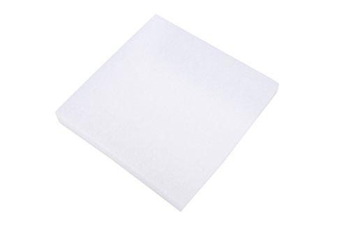 Sin Marca Poliestera Compatible Adecuada para Juwel Jumbo/BioFlow 8.0 Filtro (200 Piezas)