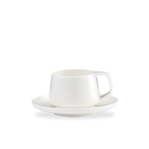 NORITAKE MARC NEWSON Espresso cups & saucers pair