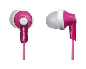 Panasonic Rp-hje120 Pink In-ear Earbud Headphones (Rp-hje120-p) Give Gift for Special Day Fast Shipping Ship Worldwide