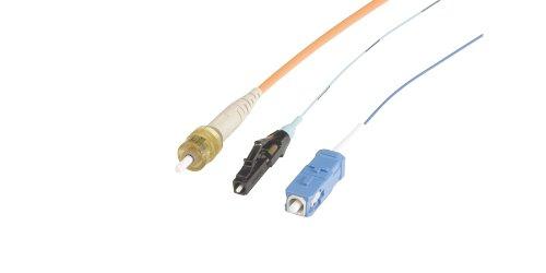 Corning Unicam ST Multimode 62.5 um Pretium Fiber Optic Connector, Organizer Pack of 25 95-000-51-Z