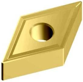 Sold in packages of 10 Pkg Qty 10, Made In Usa Dnmg-432 C-5 /& C-6 Tin Coated Carbide Insert