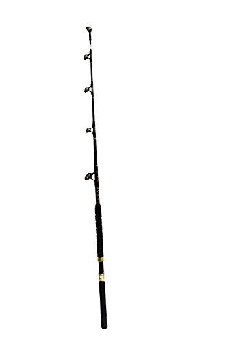 Custom Blue Marlin Tournament Edition 160 - 200 lb. fishing rod (Marlin Fishing Blue)