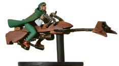 Commando On Speeder Bike Star Wars Miniatures Rebel Storm 04/60