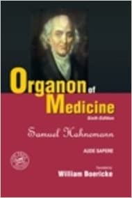 organon of the medical art pdf
