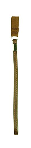 Brown Leather Wrist Strap by Charles Buyer
