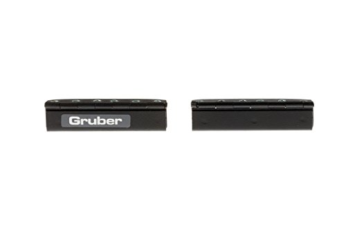 Gruber 2RU Rackmount Swinging Patch Panel Mounts by Gruber (Image #4)