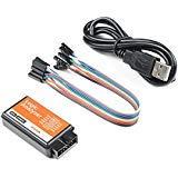 (SparkFun (PID 15033 USB Logic Analyzer - 25MHz/8-Channel Sigrok)