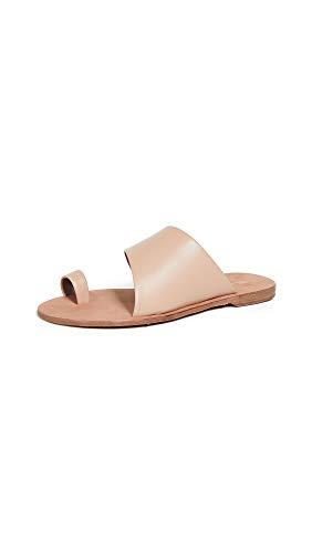 Diane von Furstenberg Women's Brittany Slides, Cappucino, Tan, 7.5 M ()