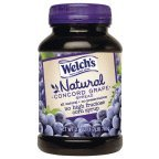 Welch's Natural Spread Grape Jelly 27 OZ (Pack of 24) by Welch's (Welch Natural Grape Jelly compare prices)