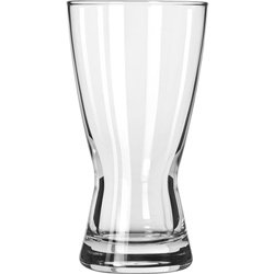 Heat Treated Hourglass Pilsner - Libbey 1181HT 12 Ounce Heat Treated Hour Glass Pilsner Glass (1181HTLIB) Category: Beer Mugs and Glasses