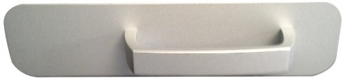 i2 i.2-EDT-BKPULL-US32D Large Blank Pull Plate, Stainless Steel Finish by i2
