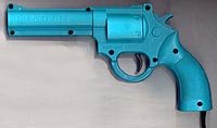 Konami Justifier Light Gun for Lethal Enforcers