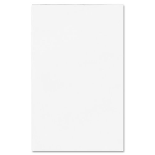 100 Five Pads Sheet - TOPS Second Nature Recycled Scratch Pad, Unruled, 5 x 8 Inches, 100-Sheet Pad (74717)