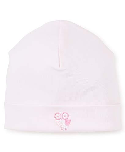 (Kissy Kissy Baby-Girls Infant Owl Power Hat-Pink-Small)