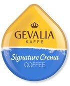 GEVALIA SIGNATURE CREMA COFFEE T DISC 128 COUNT