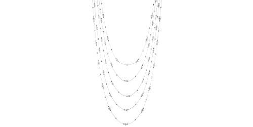Une Ligne Sautoir de perles Classique