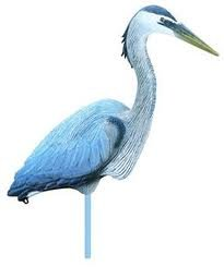 Flambeau Outdoor 5960CD Great Blue Heron Specialty Decoy by Flambeau (Image #1)