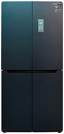 FRIGORIFICO COMBI AMERICANO AMCB-486BV INFINITON (A++, BLUE VALENTINE, Alto 185cm, NO FROST TOTAL, 431 Litros, FreshZone, Display LED)