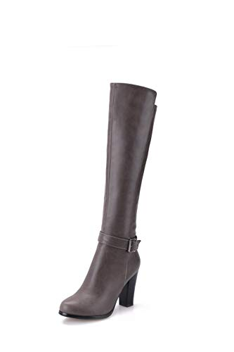 Cuña Con Gris Mns03323 Sandalias 1to9 Mujer qt7ZWc