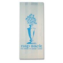 Bagcraft, Sanitary Napkin Disposal Bags, 1000 Per Case