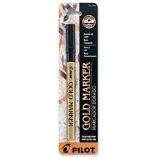 Pilot Gold Extra Fine Point Markers-pack of 2