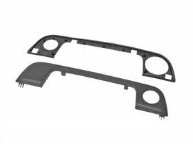 BMW e34 e36 Door Handle Covering +Seal Outer Front LEFT driver side ()