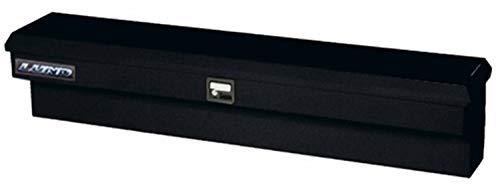 Lund 76748 48-Inch 16-Gauge Steel Side Mount Box, Black