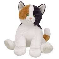 Build-A-Bear Calico Kitty