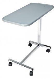 (Lumex GF8903P Composite Overbed Table, Non-Tilt)