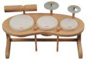ナカノ ドラムセットリズムパル   B01E8I5A8Q