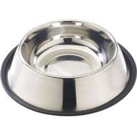 DPD STAINLESS STEEL MIRROR FINISH NO TIP DISH - SS NO TIP MIRROR DISH 24OZ (Tip Dish Mirror)