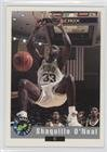 Shaquille O'Neal (Basketball Card) 1992-93 Classic Draft Picks - [Base] (1992 Classic Draft Picks)