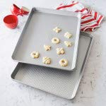 Sur La Table Platinum Professional Half Sheet Pans 21320ST, 17.25'' x 12.25'', Set of 2 by Sur La Table (Image #3)