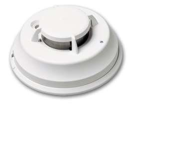 Disctec WS4926 Wireless Photoelectric Smoke Detector with...
