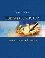 Business Statistics:INSTRUCTOR'S EDITION