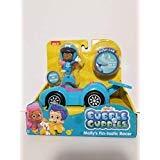 Bubble Guppies Vehicle & Molly, Multicolor