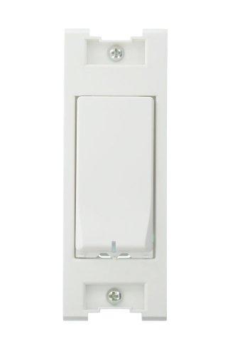 Leviton AWWCG-W Renoir II Switch Color Change Kit, Standard Heat Sink, White by Leviton