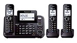 panasonic 2line phone - 5