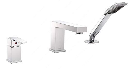 RICHELIEU HARDWARE - Riveo Faucet For Bath - A210140 - Chrome