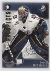 Jeff Glass #2/10 (Hockey Card) 2004-05 In the Game Heroes and Prospects - [Base] - The Big One (Vancouver) - Vancouver In Glasses