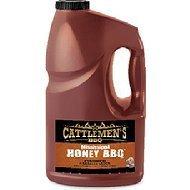 Sauce Bbq Mississippi - Cattleman's Mississippi Honey BBQ Sauce 1 Gallon