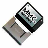256MB Dual Voltage RS-MMC Mobile (Reduced Size MultiMedia Card) (BSR) LYSB0014C813Q-CMPTRACCS