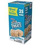 Rice Krispies Treats (1.3 oz. bar, 25 ct.) - Breakfast Bars [Bulk Savings] ()